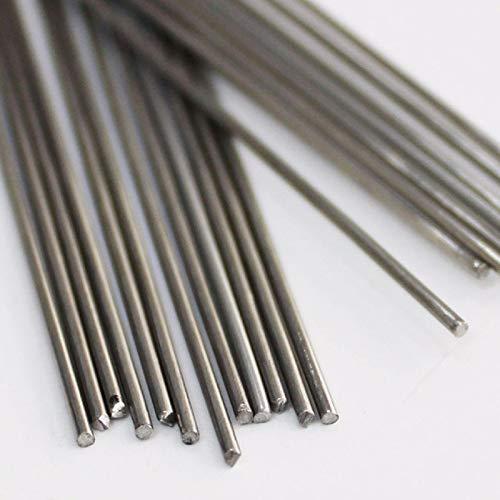 Kamas ER316L SS - Electrodos de barra de soldadura (1 mm, 1 ...