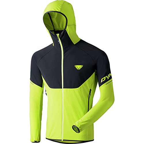 Price comparison product image Dynafit Speedfit Windstopper Jacket - Men's Asphalt, M