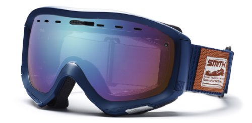 Smith Prophecy Goggle (Sensor Mirror, Heritage Navy Evolve), Outdoor Stuffs