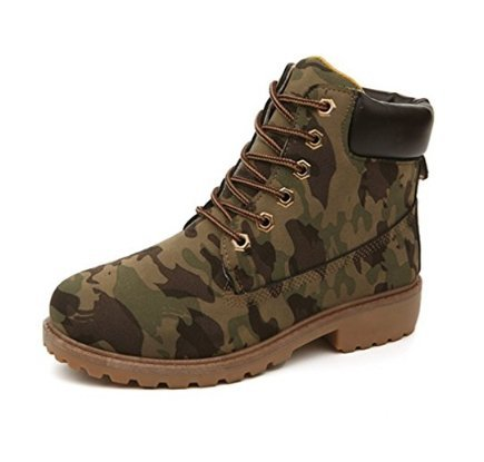 PRO Hiking Boots Kangwoo Camo Insulated Women's Waterproof OIBBdA