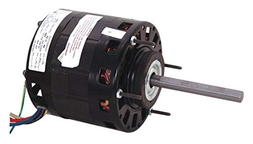 AO Smith BLR6402  5.0-Inch Frame Diameter 1/6 HP 1050 RPM 115-Volt 5.5-Amp Sleeve Bearing Blower Motor Ao Smith Power Vent