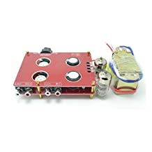 Solu 6n3 Tube Hifi Buffer Audio Pre-amplifier Amp Board with Transformer// 6n3 Hifi Buffer Audio Tube Headphone Amplifier Pre-amp Kit with Transformer //Hifi Stereo Audio Amplifier 6n3 Tube Pre-amp Buffer