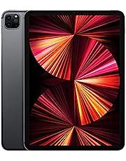 2021 Apple iPadPro (11cala, Wi-Fi + Cellular, 128GB) - gwiezdna szarość (3. generacji)
