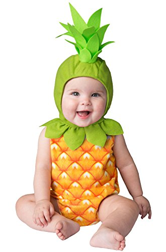 Pineapple Baby Infant Costume - Infant Medium -