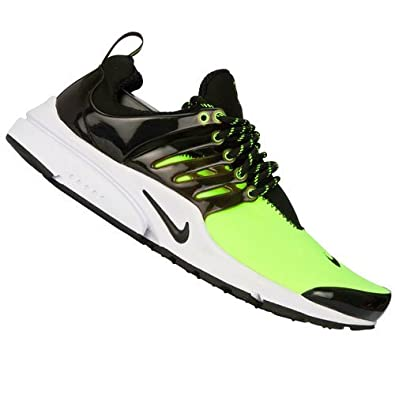 Nike Air Presto Black And Green