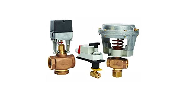 Honeywell Valves and Actuators, Color - MP953C1489/U Valve