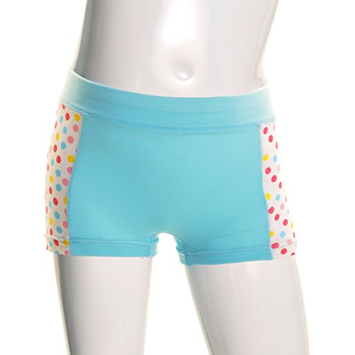 Price comparison product image Maria Rosa 12-Pack Girl's Side Dots Boxer, 6007 M