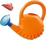 HABA Sand Play Watering Can with 2 Interchangeable Spouts for Ages 18 Months and Up