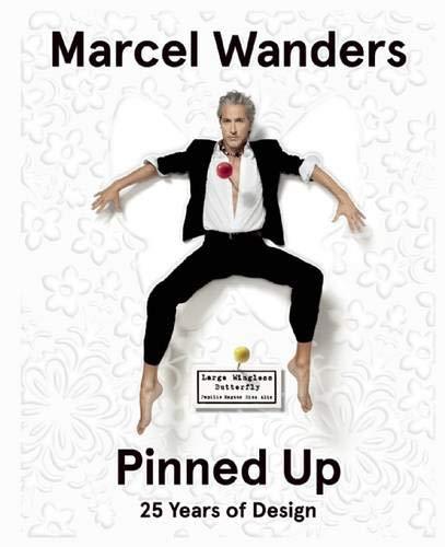 Marcel Wanders: The Designer Pinned ()