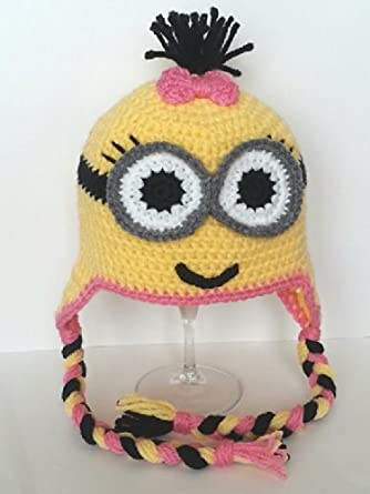 Amazon Buy Home Handmade Despicable Me Toddler Baby Minion