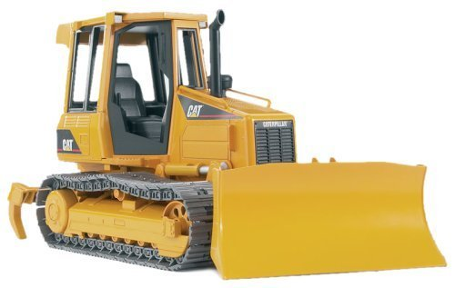 Bruder 02444 Cat Track-Type Tractor