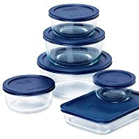Pyrex Storage Plus 12-Piece Set