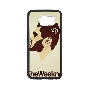 The Weeknd XO Samsung Galaxy S6 Cell Phone Case White TMK