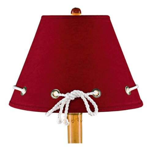 Sea Worthy Rope Lamp Shade. 14