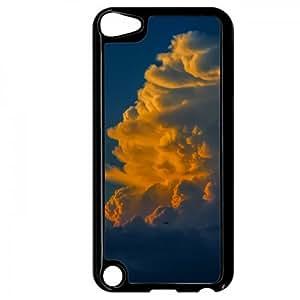 Carcasa para ipod touch 5, diseño de coche, color negro