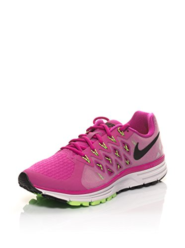 Chaussures De Blanc Pour Femme Et fuchsia Plein Noir Wmns 9 Sport Flash Zoom Lime Nike Air Rose Vomero aIAXxq