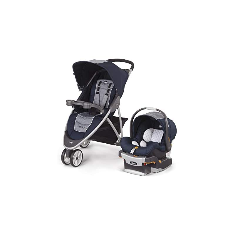Chicco Viaro Travel System, Oxford