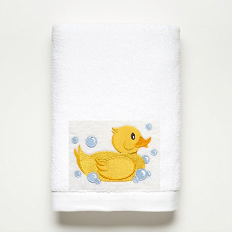 - Lucky Duck Cotton Bath Towel ~ 25