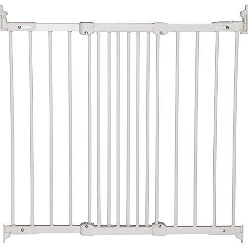 BabyDan Flexi Fit Angle Mount Gate 26.4-41.5', Metal