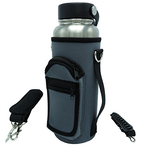 Sleeve Adjustable Shoulder Straps Bottles