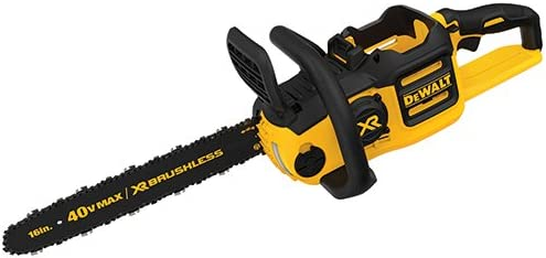 best battery chainsaw: DEWALT DCCS690MI - great for light operations