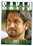 Sayid Jarrah Lost trading card 2007 Inkworks #59 season three Naveen Andrews