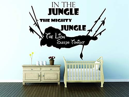in The Jungle The Mighty Jungle The Lion Sleeps Tonight, used for sale  Delivered anywhere in Canada