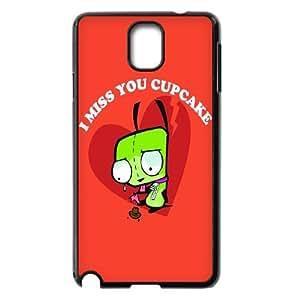 JenneySt Phone CaseInvader Zim Gir Design For Samsung Galaxy NOTE3 Case Cover -CASE-9