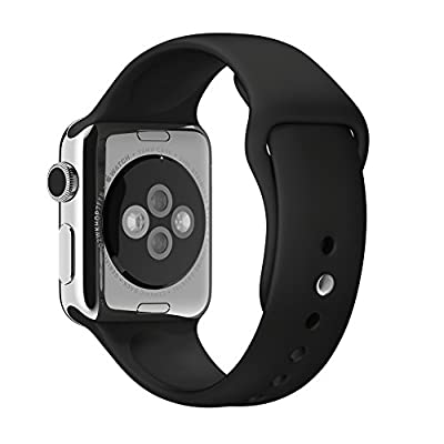 Apple 38MM Sport Band for Apple Watch - Black