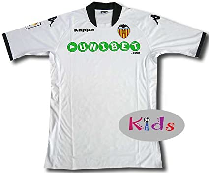 Kappa Valencia Home Shirt Junior 2009-10: Amazon.es: Deportes y aire libre
