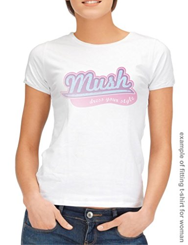 T-Shirt CHICAGO TESCHI UNIVERSITA - MUSH by MUSH Dress Your Style