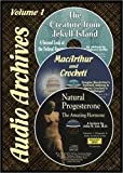 img - for The Creature From Jekyll Island / Macarthur s Farewell / Sockdolager! / Natural Progesterone (Audio Archives 1) book / textbook / text book