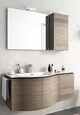 dafnedesign. com – Mueble de baño, espejo con luces de LED Come de fotoporta