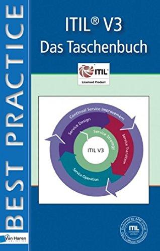 Itil® V3 - Das Taschenbuch: Das Taschenbuch (German Edition) (Best Practice) (ITSM Library) Taschenbuch – 3. Mai 2008 Jan Van Bon Various Van Haren Publishing 9087531044