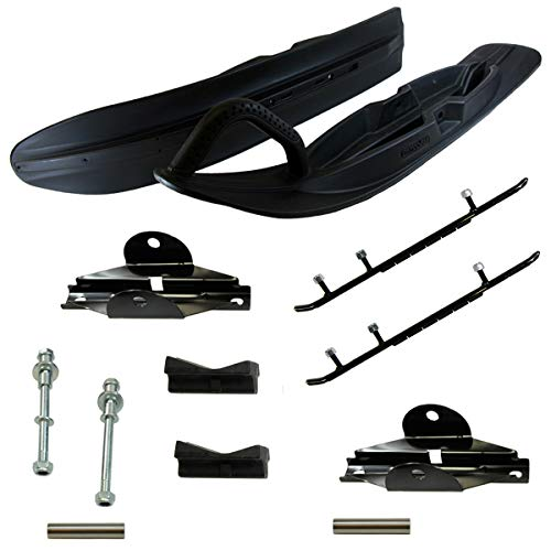 Exo-S, Bottom Line & Yamaha, S6MKY2711290121BUSH, All-Terrain Skis, Mount Kit & 6