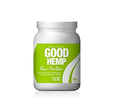 Good Hemp Protein Powder Natural 500g