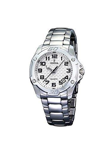 Festina Stainless Steel Ladies Watch 100m Water-resistant Watch F16387/1