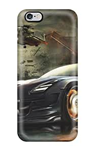 CaseyKBrown Iphone 6 Plus Well-designed Hard Case Cover Nisaan Gtr Race Protector