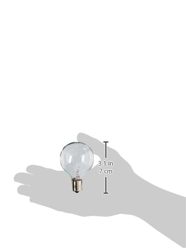 ITC 39112 Clear Bulk Vanity Bulb
