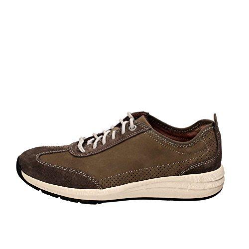 Clarks Schuhe 26.133.350 A Beige Spitze Coast Braun