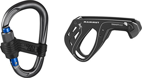 (Mammut 2040-02260 uni-Sex Smart 2.0 Belay Package, Phantom - One Size )