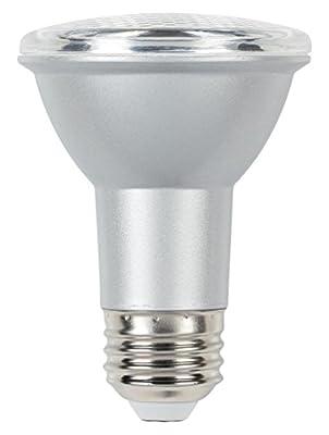 Westinghouse 5000020 50-Watt Equivalent PAR20 Flood Dimmable Cool White Energy Star LED Light Bulb with Medium Base (6-Pack)