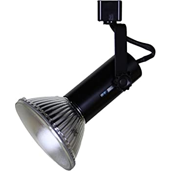 black track lighting. directlighting 50007 black universal line voltage track lighting head