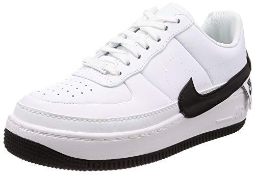 Jester W White Weiß Black Fitnessschuhe NIKE Damen Af1 102 XX pF1ORx