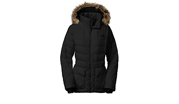 677ad8775f Amazon.com  The North Face Nitchie Insulated Parka Womens TNF Black M   Sports   Outdoors