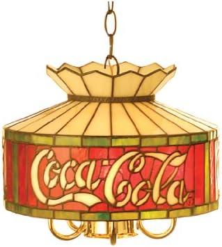 Meyda Home Indoor Bedroom Wedding Party Decorative Lighting 12 W Coca-Cola Ceiling Pendant Fixture