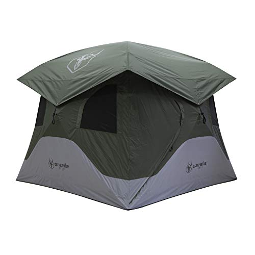 Gazelle T4 Pop-Up Portable Camping Hub Tent 4-Person