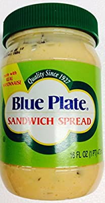 Blue Plate Sandwich Spread 16 oz (2 count)