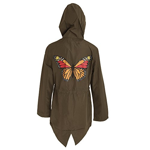 Parka Parka Soul Taglie Forti Butterfly Butterfly Polvere Brave Donna 0Eqp6np1