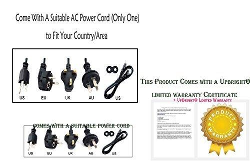 4-Pin DIN AC//DC Adapter For Sanyo JD-12050-2C JD120502C P//N 1LB4U11B00400 LCD TV